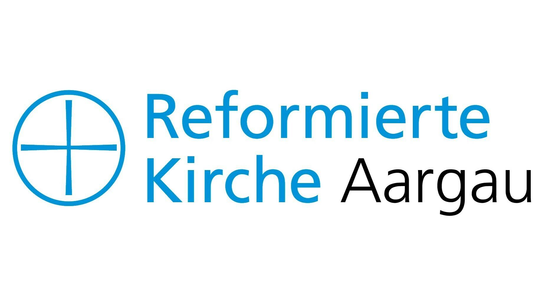 Refomierte Kirche Aargau wortbildmarke RGB 16 9